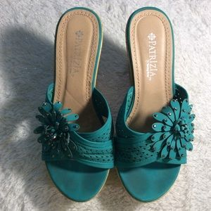 Women's Shoes Patricia Wedges Size 38